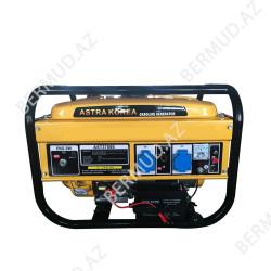 Бензиновый генератор Astra Korea AST3700E