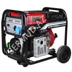 Дизельный генератор Senci SCD6000