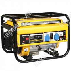 Benzin generatoru Astra Korea AST25000DXE