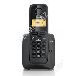 Simsiz telefon Gigaset A120 RUS Black