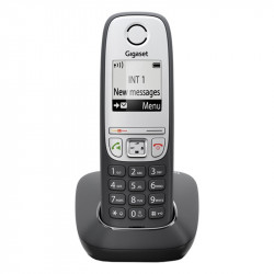 Simsiz telefon Gigaset A415 RUS Black