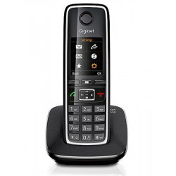 Simsiz telefon Gigaset C530 RUS Black
