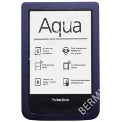 Elektron kitab PocketBook 640 dark blue