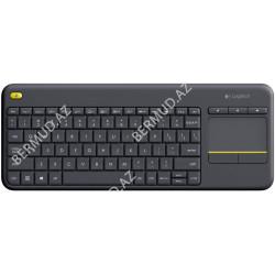 Klaviatura Logitech K400 Plus