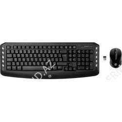 Dəst klaviatura və kompüter siçanı HP Wireless...