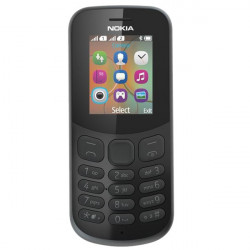 Mobil telefon Nokia 130 DS New Black