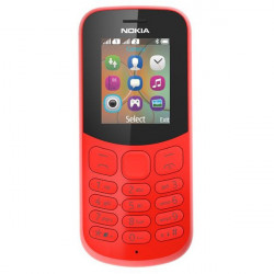 Mobil telefon Nokia 130 DS Red