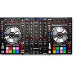 Serato DJ Pro Serato Flip dəstəyi ilə kontrolleri...