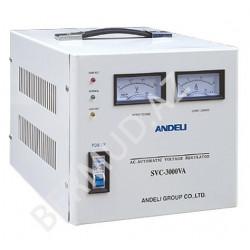 Стабилизатор ANDELI SVC-3000VA