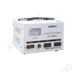 Стабилизатор ANDELI SVC-500VA