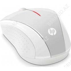 Компьютерная мышь HP X3000 pike silver