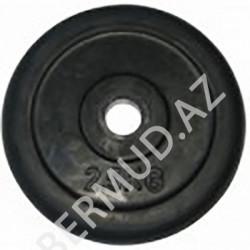 Диск для штанги Ф30 2.5кг