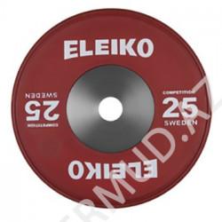 Ağır atletika üzrə yarışlar üçün disk Eleiko IWF -...