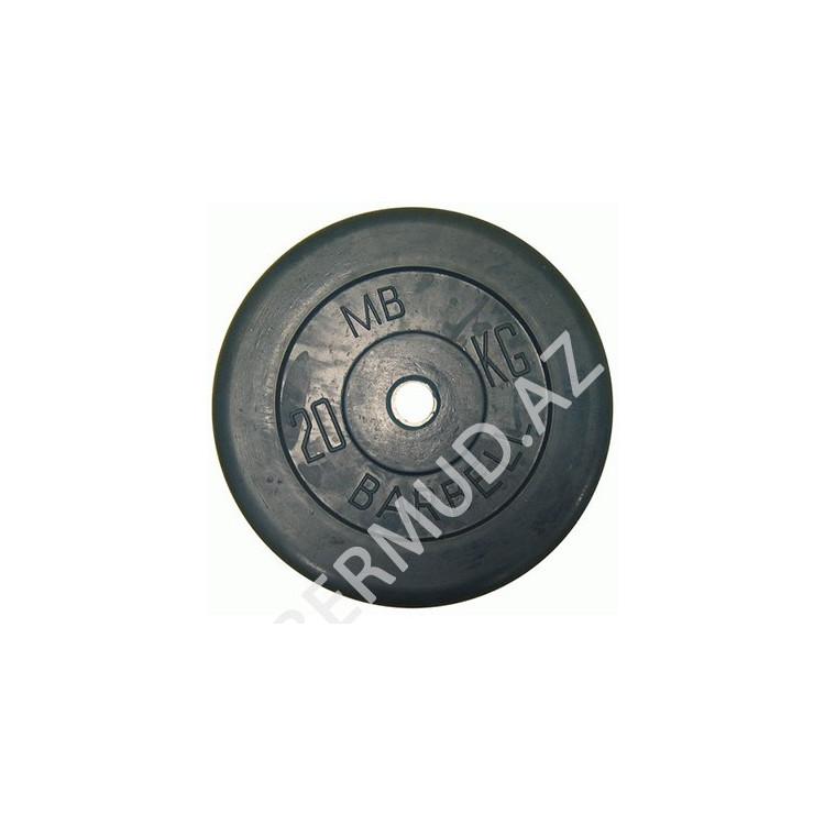 Ştanq üçün disk Ф30 20kq