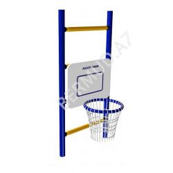 Щит баскетбольный (навесной)