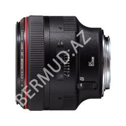Obyektiv Canon EF 85mm f/1.2L