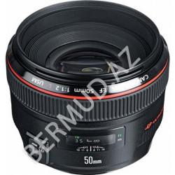 Объектив Canon EF 50mm f/1.2 USM