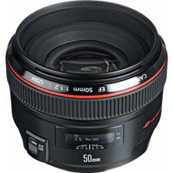 Obyektiv Canon EF 50mm f/1.2 USM