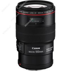 Объектив Canon EF 100mm f/2.8L