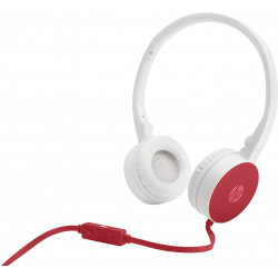 Наушники HP H2800 red