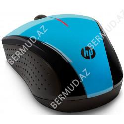 Компьютерная мышь HP X3000 blue