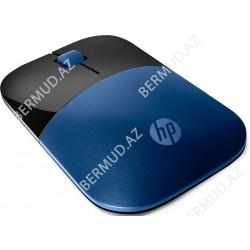 Kompüter siçanı HP Z3700 blue
