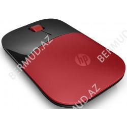 Kompüter siçanı HP Z3700 red