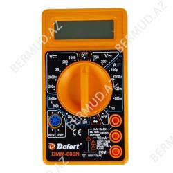 Multimetr Defort DMM-600N