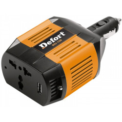 Gərginliyin çeviricisi Defort DCI-150