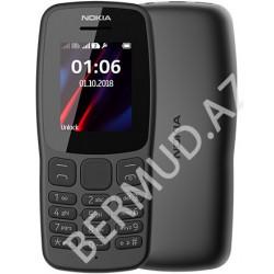 Мобильный телефон Nokia 106 DS Grey