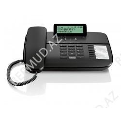 Ofis üçün telefon Gigaset DA710 Black