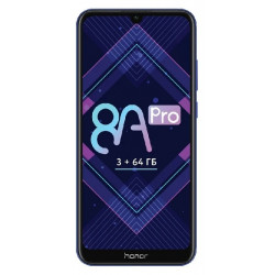 Mobil telefon Honor 8A 3GB/64GB (JAT-L41) Blue