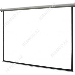 Проекционный экран Cyber Manual Screen M180 180x180