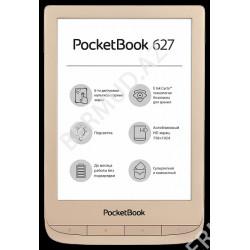 Elektron kitab PocketBook 627 Gold