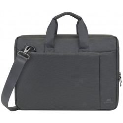 Noutbuk üçün çanta Rivacase Laptop Bag 8231 15.6 Grey