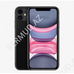 Mobil telefon iPhone 11 128GB Qara