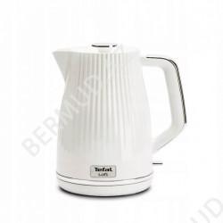 Elektrik çaydan Tefal Loft 1,7 Beyaz