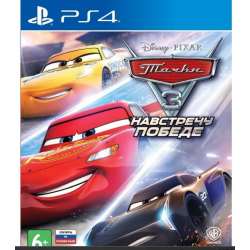 Kompüter oyunu Cars 3: Driven to Win
