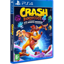 Kompüter oyunu Crash Bandicoot 4: It's About Time