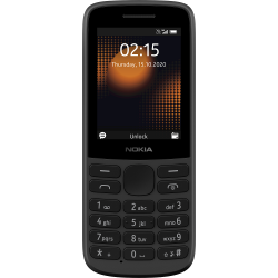 Mobil telefon Nokia 215 Black