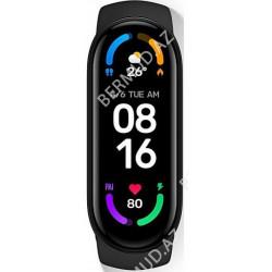 Qolbaq Xiaomi Mi Smart Band 6 Black