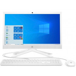 Моноблок HP All-in-One 22-df0086ur Core i3
