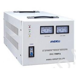 Стабилизатор напряжения Andeli SVC-7500VA 7.5kVA...