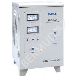Стабилизатор напряжения Andeli 5kVA 150-220v