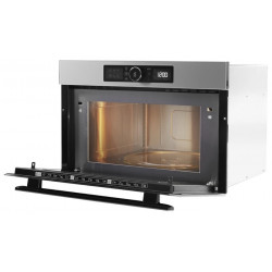 Встраиваемая микроволновая печь Whirlpool AMW 730/IX