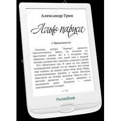 Elektron kitab PocketBook 606 White