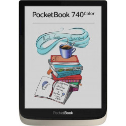 Elektron kitab PocketBook 740 Color Moon Silver