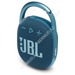 Portativ audio JBL Clip 4 Blue