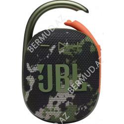 Portativ audio JBL Clip 4 Squad