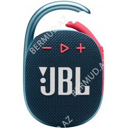 Портативное аудио JBL Clip 4 Blue Pink